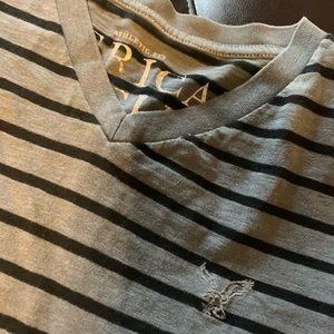 Stopped American Eagle tee